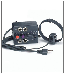 Aviation Intercom (HS-20P)